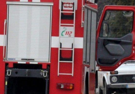 Мощен взрив и последвал пожар изпепелиха фурна в Белослав