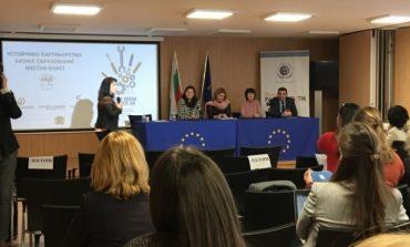 Кметът на Девня сподели образователен опит в Дома на Европа