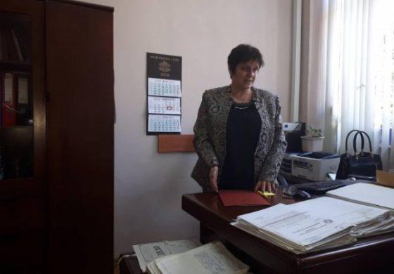 Наградиха с важно отличие районен прокурор в Провадия