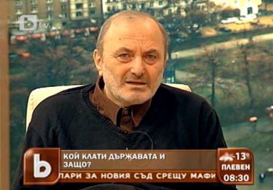 Николай Михайлов: Силата на президента е, че няма история, свързана с корупция