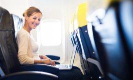 Пускат безжичен интернет в самолета