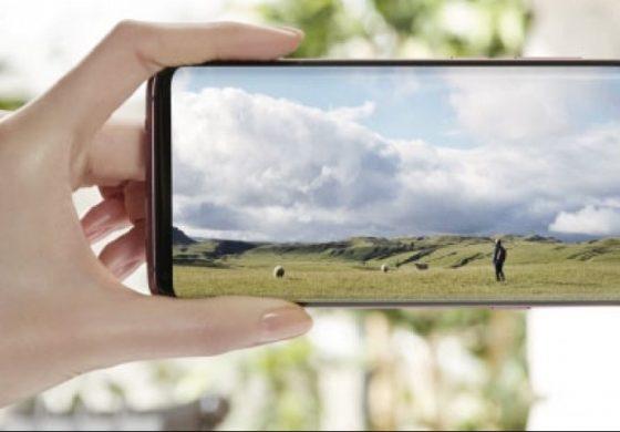 """""""Претворената"""" камера на новия Samsung Galaxy S"""