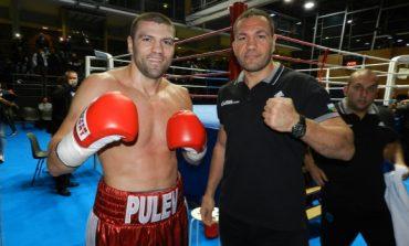 Тервел Пулев с девета победа на професионалния ринг