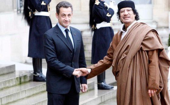 Либийската афера на Никола Саркози - какво знаем дотук