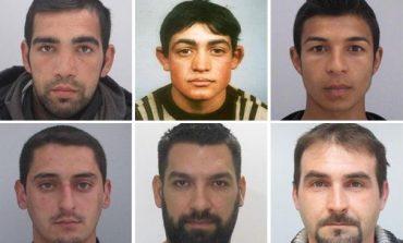 СДВР разпространи снимките на 57 издирвани престъпници