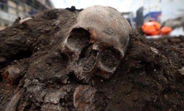 БЕЗПРЕЦЕДЕНТНО 7000-годишно гробище, открито на дълбините на морето