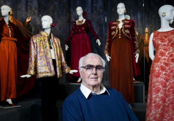 """""""Висшата мода ще съществува и без мен…"""" – Юбер дьо Живанши (1927-2018)"""