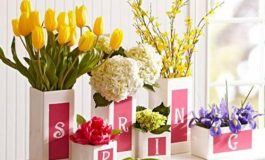 Как да вкарате Пролетта в дома си