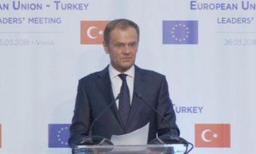 Доналд Туск: Благодаря на Бойко Борисов за срещата, която организира