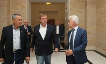 Патриотите убедили Борисов да разкара Гинка от ЧЕЗ