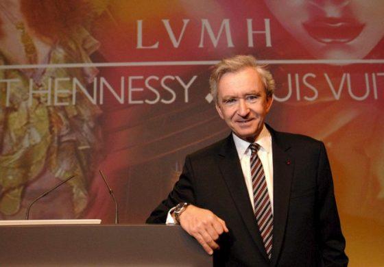 """Собственикът на """"Louis Vuitton"""" е най-богатият европеец"""