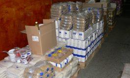Раздават хранителни продукти на нуждаещите се във Вълчи дол