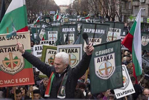 Волен Сидеров: Вече 13 години партия АТАКА е смисъл и надежда за много българи