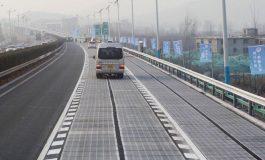 В Китай километър соларна магистрала - ток за 800 семейства