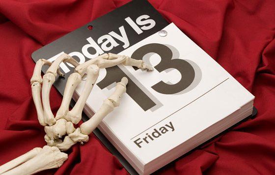 Петък 13 – денят, който предизвиква трискаидекафобия