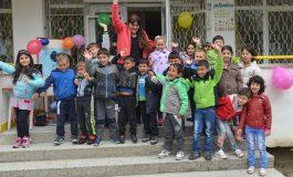 """Малчуганите от ДГ """"Незабравка"""" отбелязаха Световния ден на Земята"""