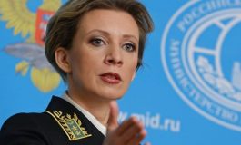 """Мария Захарова: """"Умните ракети"""" трябва да летят към терористи, а не към законни правителства!"""