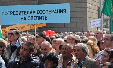 Валери Симеонов изкара хиляди хора с увреждания на площада