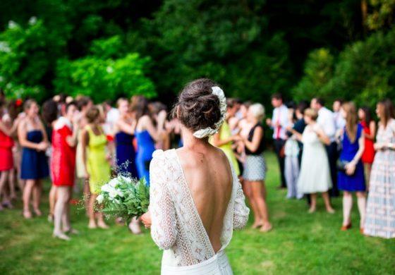 Правила за облекло на сватба