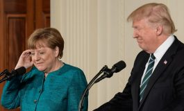 Меркел след срещата с Тръмп: Никой не е заинтересован от лоши отношения с Русия