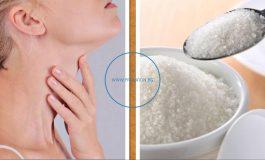 Нуждата на щитовидната жлеза от йодирана сол