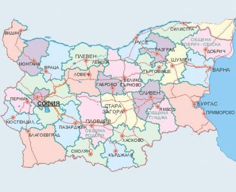 Иде война Варна – Бургас. Двата града попадат в общ район