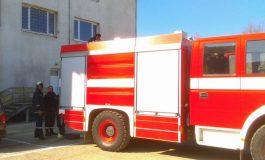 Учение за действия при пожар проведоха в Провадия