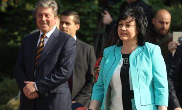 ЧЕРВЕН ОГЪН! Първанов жегна остро Нинова за депутатските заплати и лъжите за структурите на АБВ