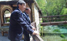 Посланикът на Казахстан посети Девня (снимки/видео)