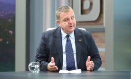 Красимир Каракачанов: Ставам, сдавам и се уволнявам, ако не тръгне модернизацията на армията!