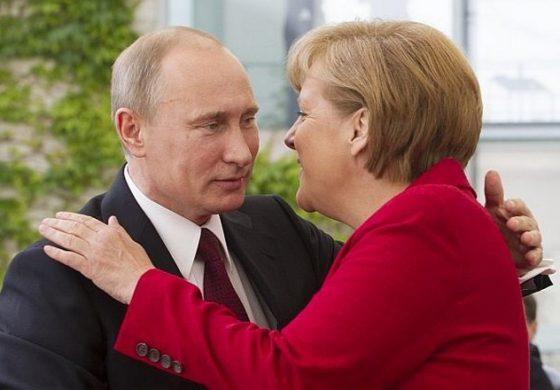 Действията на Тръмп тласкат Меркел в обятията на Путин