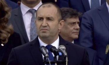 Радев с емоционална реч: България е стожер на мира и сигурността! Моралната криза обаче е факт
