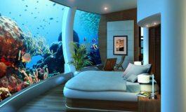 Топ 5 на най-красивите хотели под вода