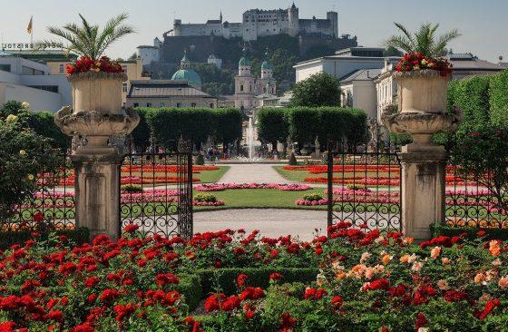 Най-красивите градини на Европа (Снимки)