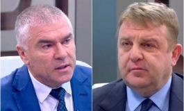 НОВА ИНТРИГА - Марешки готов да иска главата на Каракачанов