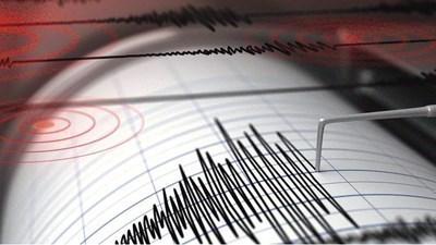 Земетресение с магнитуд 3,2 по скалата на Рихтер е регистрирано близо до Провадия