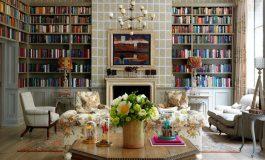 Книгите в интериора - идеи