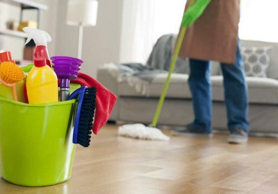 Eко-пролетно почистване на дома