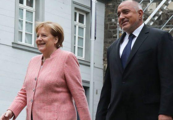 Меркел към Борисов: Бойко, справи се прекрасно, трябва да останеш медиатор за Западните Балкани