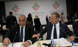Туск към Борисов: Благодаря, тази среща беше успех
