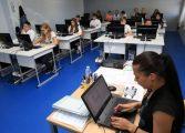 """Наградени от Путин проведоха мастър-клас с ученици в """"Камчия"""""""