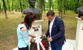 Ръководството на Община Девня почете паметта на Панайот Волов