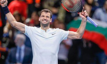 Григор Димитров се върна на четвърто място в световната ранглиста