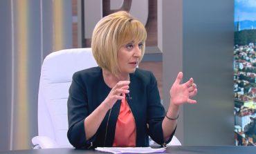 Мая Манолова е готова да хвърли оставка