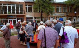 Представители на Областния клуб на строителите ветерани посетиха Девня