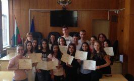 Десетокласници бяха гости на Апелативния съд