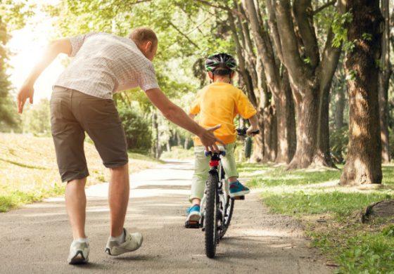 Какви трябва да са уменията на модерните татковци