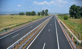 """Продължава ремонтът на 10-километров участък от магистрала """"Хемус"""" в областта"""