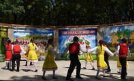 "Фотощрихи от танцовия фестивал ""Фолклорна палитра"" - Девня"