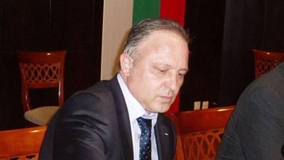 Новият апелативен прокурор на Варна Владимир Чавдаров не може да встъпи в длъжност